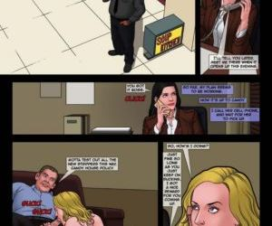 Comics Bad Lieutenant 5 – Arieta - part 4, bdsm  forced