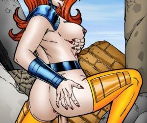 Comics Leandro- Jean Grey Gold Team POV Sex, anal , milf  x-men