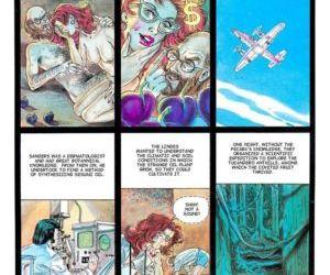 Comics Ferocius- Sesumi - part 3, western  group