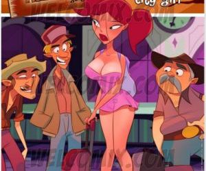 Comics Hillbilly Gang 11- The City Girl-.., family  blowjob
