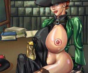 Comics Banana Shortcake 5- Hermione Granger, blowjob  anal