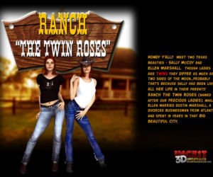 Comics Ranch The Twin Roses. Part 1 pussy licking