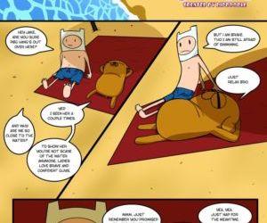 Adventure Time- Gotta Stretch That Laffy Taffy