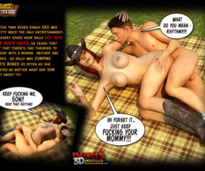Comics Ranch The Twin Roses. Part 1 - part 2 pussy licking