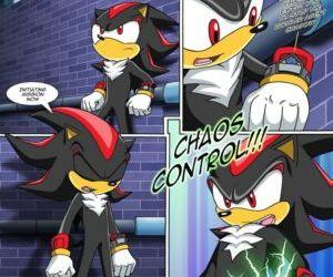 Comics Jinxed Shadow- Pal Comix pal comix