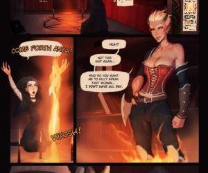 Comics Hella Trap- InCase, blowjob , shemale  futanari & shemale & dickgirl