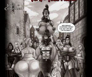Comics Linda & Cervolex- Vampire Huntress Vol 4, blowjob  anal