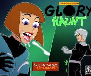 Comics Danny Phantom- Glory Haunt, blowjob  cumshot
