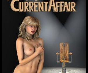 Comics Dolcett- Kay Milton in Current Affair bdsm