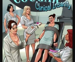 Comics Coochie Cougar 2- Clinical Insanity lesbian