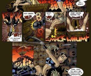 Comics Bounce Chix- Temple of Bounce lesbian