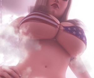Unseen Harbinger- Giantess and the city 6