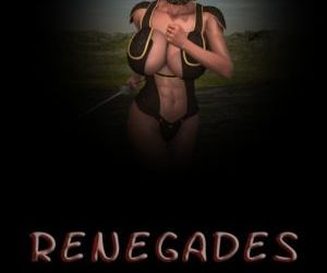 Comics Amazons & Monsters- Renegades, anal , blowjob  forced