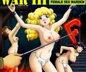 Comics Palcomix- Spoils of War 3, blowjob  bondage