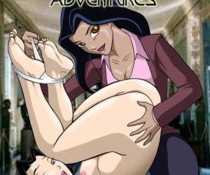 Comics Palcomix- Jade Chan Adventures pal-comix