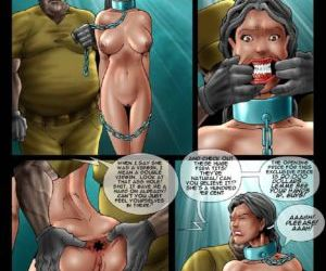Comics Dofantasy Cagri-Lost Models - part 3, bdsm  forced