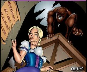 Comics James Lemay-Carnal Tales 1-2, monster  blowjob