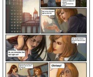 Comics The New Crush shemale