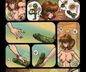 Comics The Mating Season - part 2, superheroes  gangbang