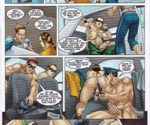 Comics The Initiation 2 - part 2 yaoi