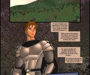 Comics The Dragons Knight, shemale  futanari & shemale & dickgirl