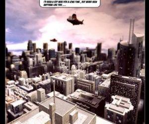 Comics The White Phoenix, 3d  superheroes