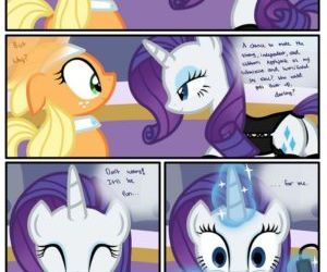 Comics The Usual 3, threesome , furry  my little pony