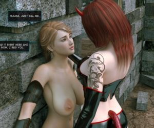 Comics Tanya & The Succubus 1 - part 2 3d