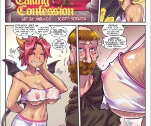 Taking Confession