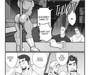 Comics Stripper Night yaoi