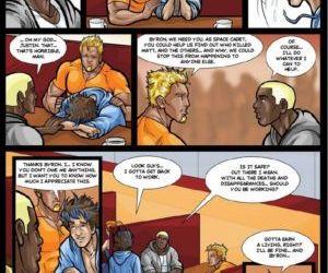 Comics Space Cadet 2 - part 2 yaoi