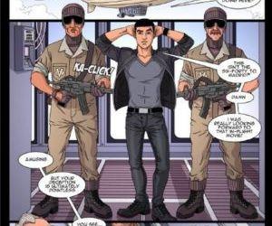 Comics Ridehard 1 bondage