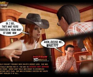 Comics Ranch - The Twin Roses 1 - part 5, mom , 3d  son