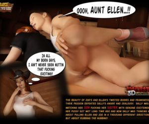 Comics Ranch - The Twin Roses 1 - part 4, mom , 3d  mother