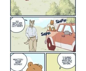 Comics Only If I Love You, furry  gay & yaoi