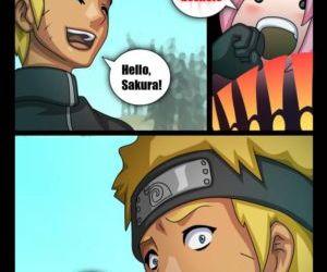 Comics Naruto & Sakura naruto