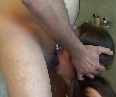 LBFM Thai slave Throatfuck 2