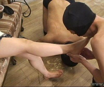 Japanese Femdom Emiru Foot..