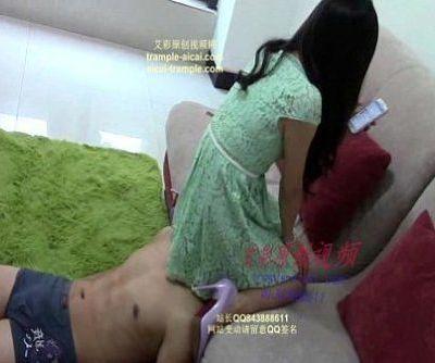 chinese femdom 249 - 14 min