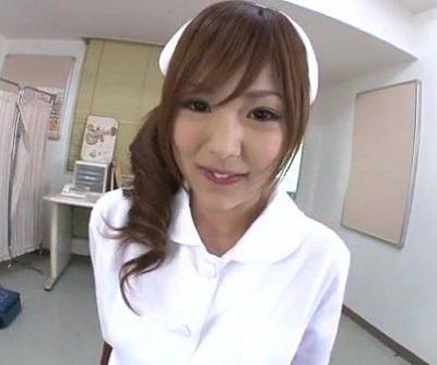 Miku Airi Asian nurse craves for..