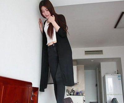 Chinese femdom 420 - 12 min