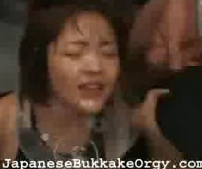 Bukkake from Japan