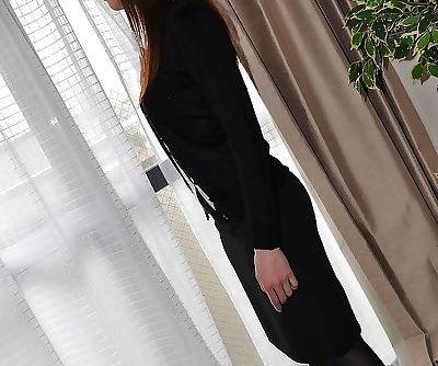 Asian sweetie Kaoru Fujitani..