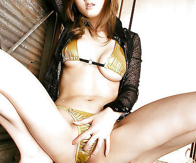 Filthy asian babe Yuki Touma..