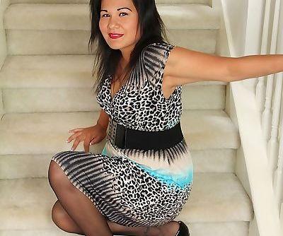 Asian mature Babe Susie Jhonson..