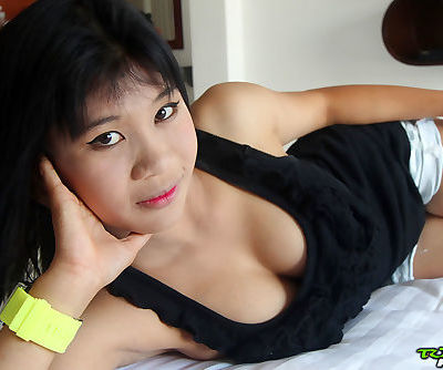 Thai sex worker gives up her firm..