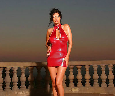 Sexy Asian pornstar Tera Patrick..
