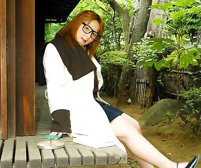 Asian amateur Yamazaki Akari..