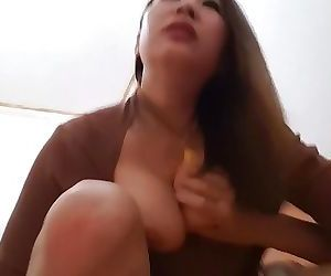 Chinese Village Hooker at Work -..