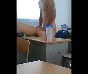 Chinese Amateur Teens Classroom Sex Tape